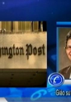 Washington Post đổi chủ: Một tương lai mới tươi sáng hơn?