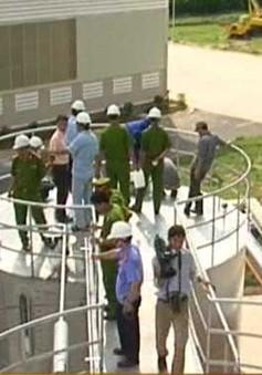 Giám đốc, Phó GĐ cùng tử nạn khi ứng cứu nhân viên