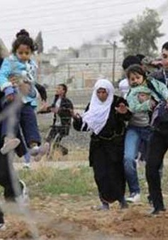 Người tị nạn Syria chật vật ở Thổ Nhĩ Kỳ