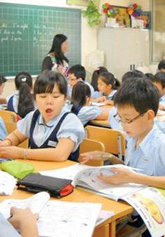 Thử nghiệm chương trình mới ở bậc tiểu học: Khó triển khai đại trà