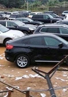 Cấm chuyển nhượng ô tô tạm nhập đã quá 5 năm sử dụng