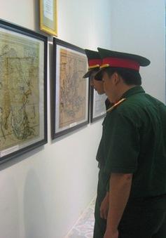 """Triển lãm """"Hoàng Sa, Trường Sa của Việt Nam"""" tại Huế"""