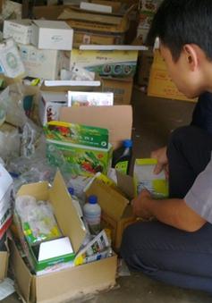 Phát hiện cửa hàng bán thuốc bảo vệ thực vật cực độc