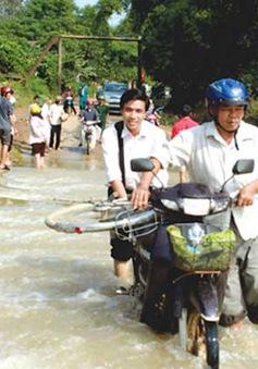 Khe Ang cần lắm một cây cầu