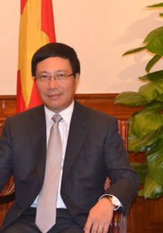 Tân Phó Thủ tướng nhấn mạnh xây dựng mối quan hệ hợp tác toàn diện