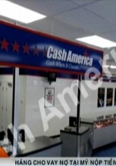 Sai phạm trong việc cho vay, ngân hàng Mỹ nộp phạt khủng