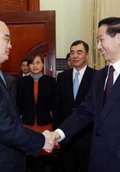 Đẩy mạnh hợp tác MTTQ Việt Nam và Chính hiệp Trung Quốc