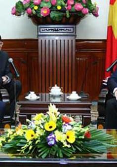 Tăng cường giao lưu hữu nghị Việt - Trung
