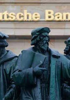 Ngân hàng Deutsche bất ngờ báo lỗ khủng