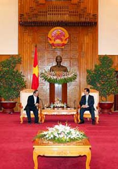 Thủ tướng tiếp đoàn Hội đồng Giám mục Việt Nam