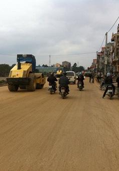 Thông xe đường 295B Bắc Ninh