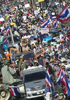 Tòa án Thái Lan không ra phán quyết với tình trạng khẩn cấp