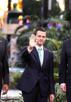 Tổng thống Obama dự Hội nghị thượng đỉnh Bắc Mỹ