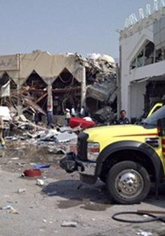 Nổ lớn tại nhà hàng thủ đô Qatar, 12 người chết