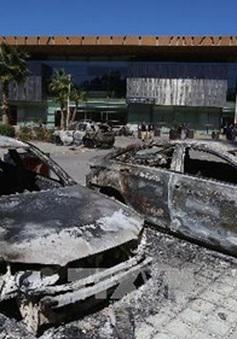 Libya: Đánh bom doanh trại quân đội, 8 người tử vong