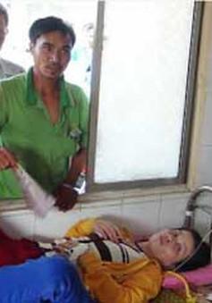 Ngộ độc thực phẩm tại An Giang, 150 công nhân nhập viện