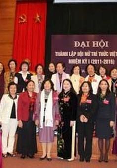 Hội nghị Ban Chấp hành Hội nữ trí thức Việt Nam