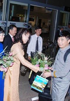 Thêm đường bay mới Thượng Hải - Đà Nẵng