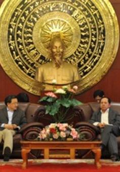 Giao lưu hữu nghị giữa ĐSQ Việt Nam và BNG Trung Quốc