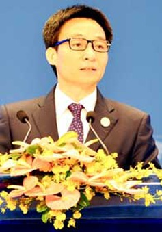 Phó Thủ tướng Vũ Đức Đam dự Diễn đàn Châu Á Bác Ngao