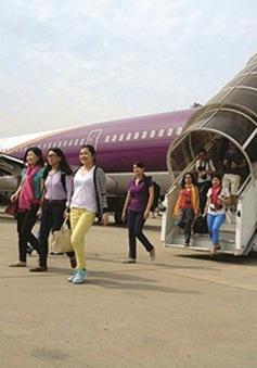 Angkor Air mở tuyến du lịch Campuchia bằng đường hàng không