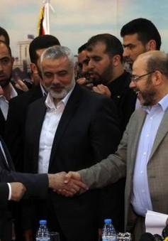 Israel quyết định ngừng đàm phán hòa bình với Palestine