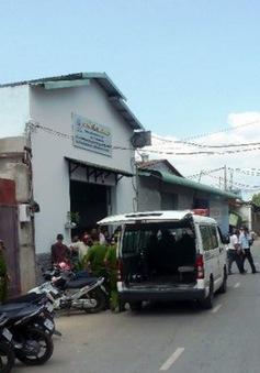 Nổ lớn ở xưởng nước đá, một công nhân thiệt mạng