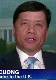 Đại sứ Việt Nam tại Mỹ bác bỏ lập luận vô lý của Trung Quốc trên CNN