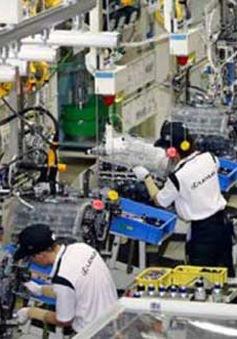 Sản xuất công nghiệp tăng trưởng tốt