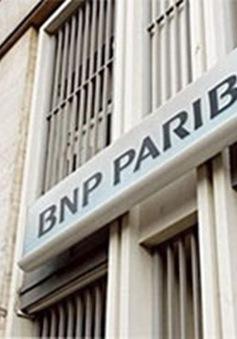 Pháp sẽ bảo vệ Ngân hàng BNP Paribas khỏi án phạt của Mỹ