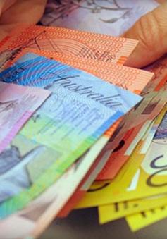 Đồng đô-la Australia (AUD) ngày càng tăng