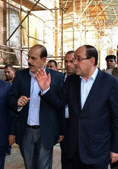 Thủ tướng Iraq cam kết đương đầu với khủng bố