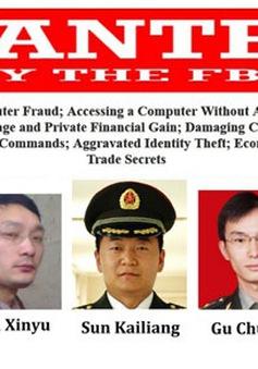 Mỹ mạnh tay với hoạt động do thám của Trung Quốc