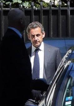 Cựu Tổng thống Sarkozy cáo buộc hệ thống tư pháp Pháp
