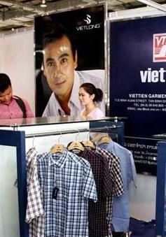 Khai mạc Hội chợ Thương mại Việt - Lào 2014