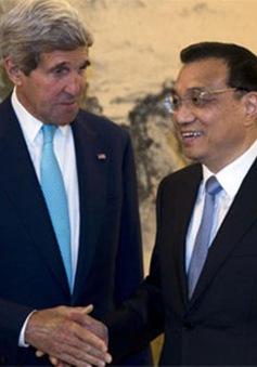 Mỹ - Trung bất đồng về tranh chấp biển và gián điệp