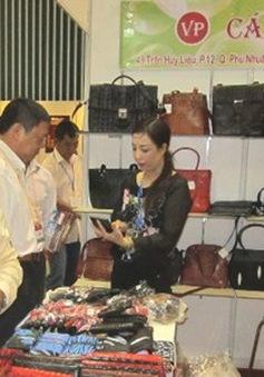 Triển lãm quốc tế da và giày lần thứ 16 tại TP.HCM