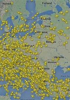Máy bay MH17 của Malaysia đã bay chệch hướng?