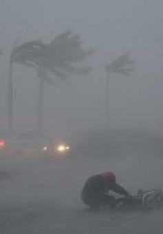 Bão Rammasun gây thiệt hại lớn ở Trung Quốc
