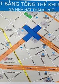 TP.HCM: Chuẩn bị khởi công ga tàu điện ngầm