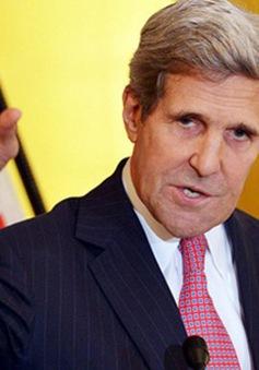 Ngoại trưởng Mỹ tới Ai Cập thảo luận tình hình Gaza