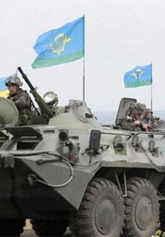 Quân đội Ukraine tái chiếm đồn cảnh sát Lugansk