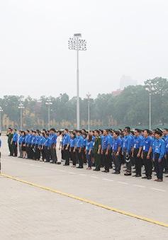 Lễ tuyên dương 200 đại biểu Thanh niên tiên tiến tại Hà Nội