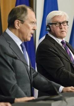 Ngoại trưởng Ukraine, Nga, Đức, Pháp nhóm họp
