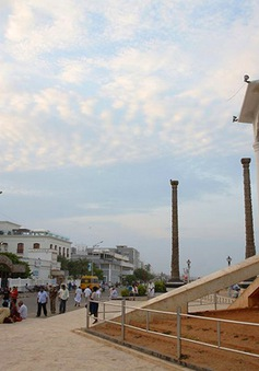Đến Pondicherry thăm trường quay 'Cuộc đời của Pi'