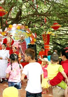 Chợ hoa xuân phố cổ Hà Nội
