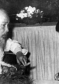 """Phim tài liệu  """"Chủ tịch Hồ Chí Minh với Giáo sư Trần Đại Nghĩa"""""""