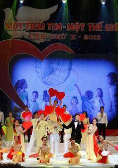 THTT: Một trái tim - Một thế giới (20h30, 13/4, VTV2)