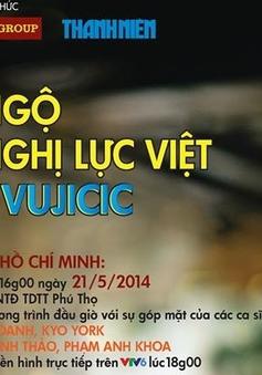"""GLTT với BTC chương trình """"Tỏa sáng nghị lực Việt"""""""