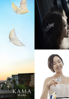 Cầu thủ Hàn Quốc Park Ji Sung khoe ảnh cưới lãng mạn
